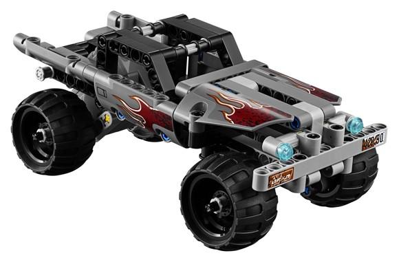 LEGO Technic - Getaway Truck (42090)