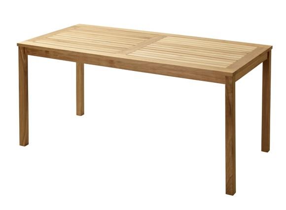 Cinas - Rosenborg Garden Table - Teak (2502000)