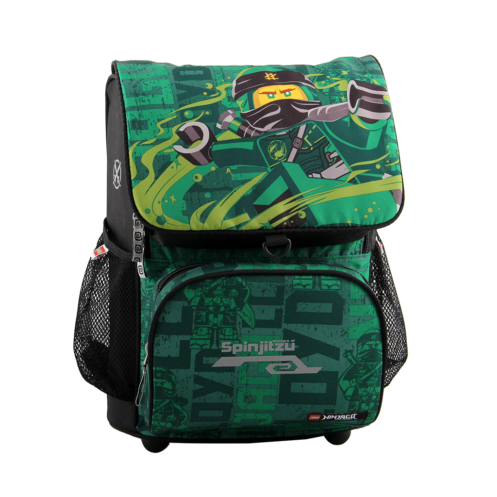 LEGO School Bag - Optimo - Ninjago - Lloyd (2pcs) (20109-1908)
