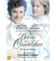 Behind the Candelabra/Mit liv med Liberace - DVD