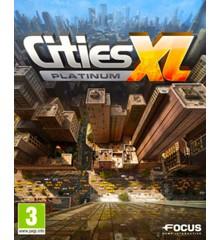 Cities Xl Platinum (Code via Email)