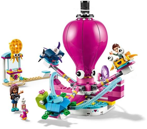 LEGO Friends - Sjov blæksprutteforlystelse (41373)