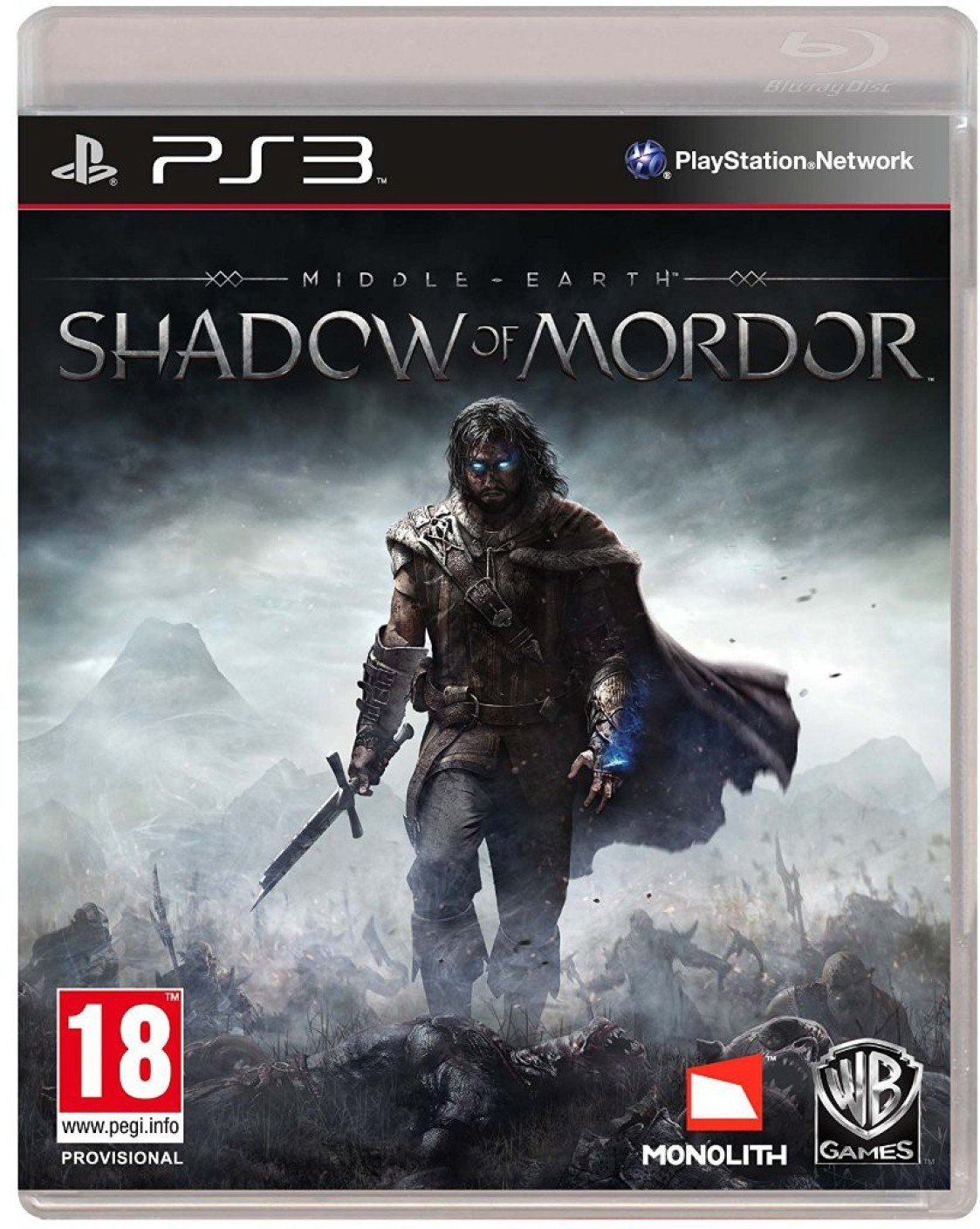 Middle earth Shadow of Mordor Essentials
