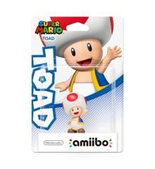 Nintendo Amiibo Figurine Toad (Super Mario Bros. Collection)