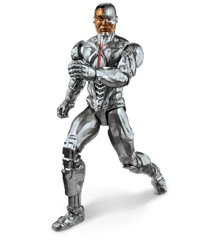 Justice League - 12 Inch Basic Figure - Cyborg (FGG82)