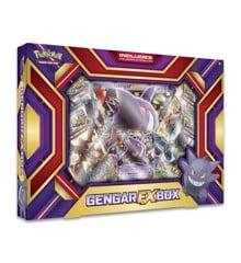 Pokemon - Poke Box Gengar EX (Pokemon Kort)