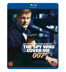 James Bond - The Spy who Loved Me (Blu-Ray)
