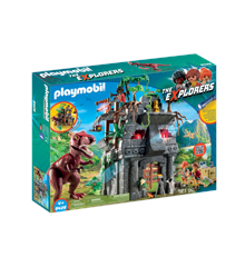 Playmobil - Hidden Temple with T-Rex (9429)