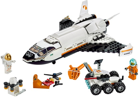 LEGO City - Mars Research Shuttle (60226)