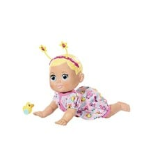 Baby Born - Funny Faces Crawling Baby (825884)