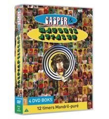 Casper & mandrilaftalen - komplet boks -DVD