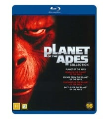 Planet of the Apes Collection (5-disc) (Blu-Ray)