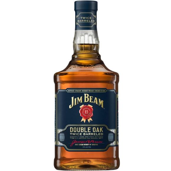 Jim Beam - Double Oak Whisky, 70 cl
