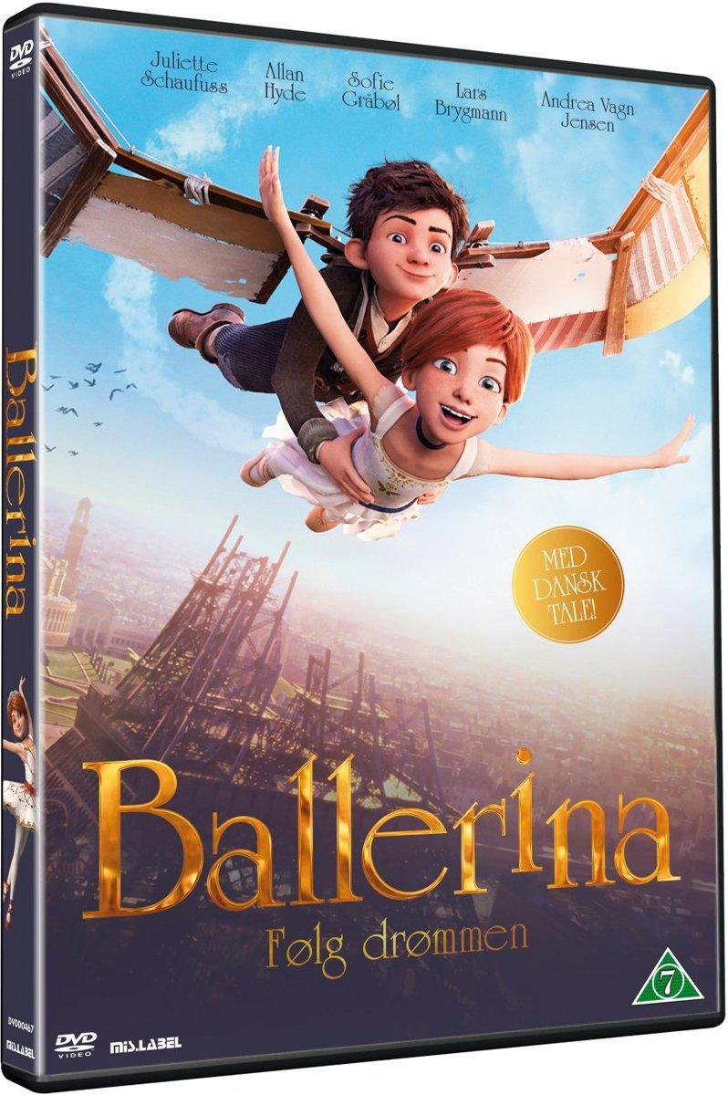 Buy Ballerina (Animation) DVD