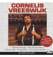 Vreeswijk Cornelis/Svenska Favorit. - CD