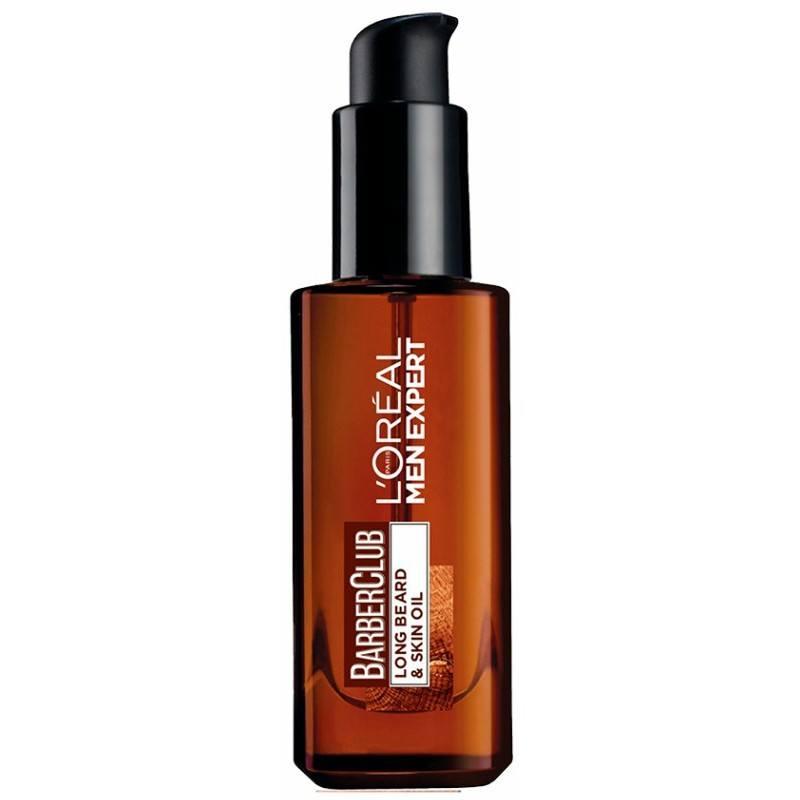 L'Oreal - Men Expert Barber Club Beard and Skin Oil 30 ml
