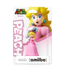 Nintendo Amiibo Figurine Peach (Super Mario Bros. Collection)