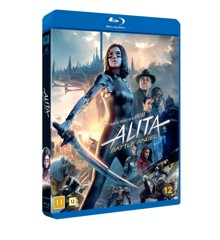Alita: Battle Angel - Blu ray