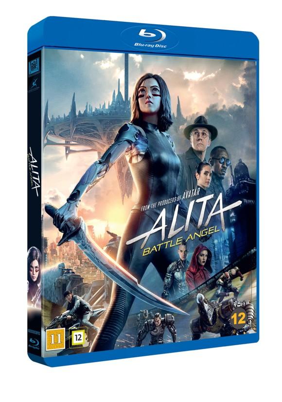 Alita: Battle Angel - Blu ray