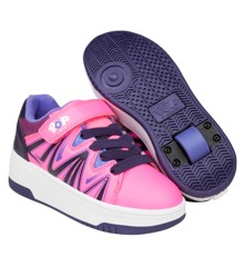 Heelys - Burst - Pink/Lilla/Blå - Str. 35 (POP-G1W-0012)