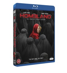 Homeland - Season 4 (Blu-Ray)