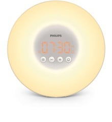 Philips - Wake-Up Light alarm clock HF3500/01