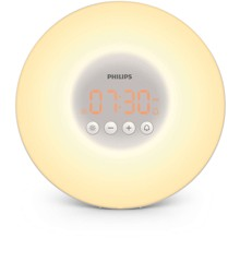 Philips - Wake-Up Light vækkeur HF3500/01