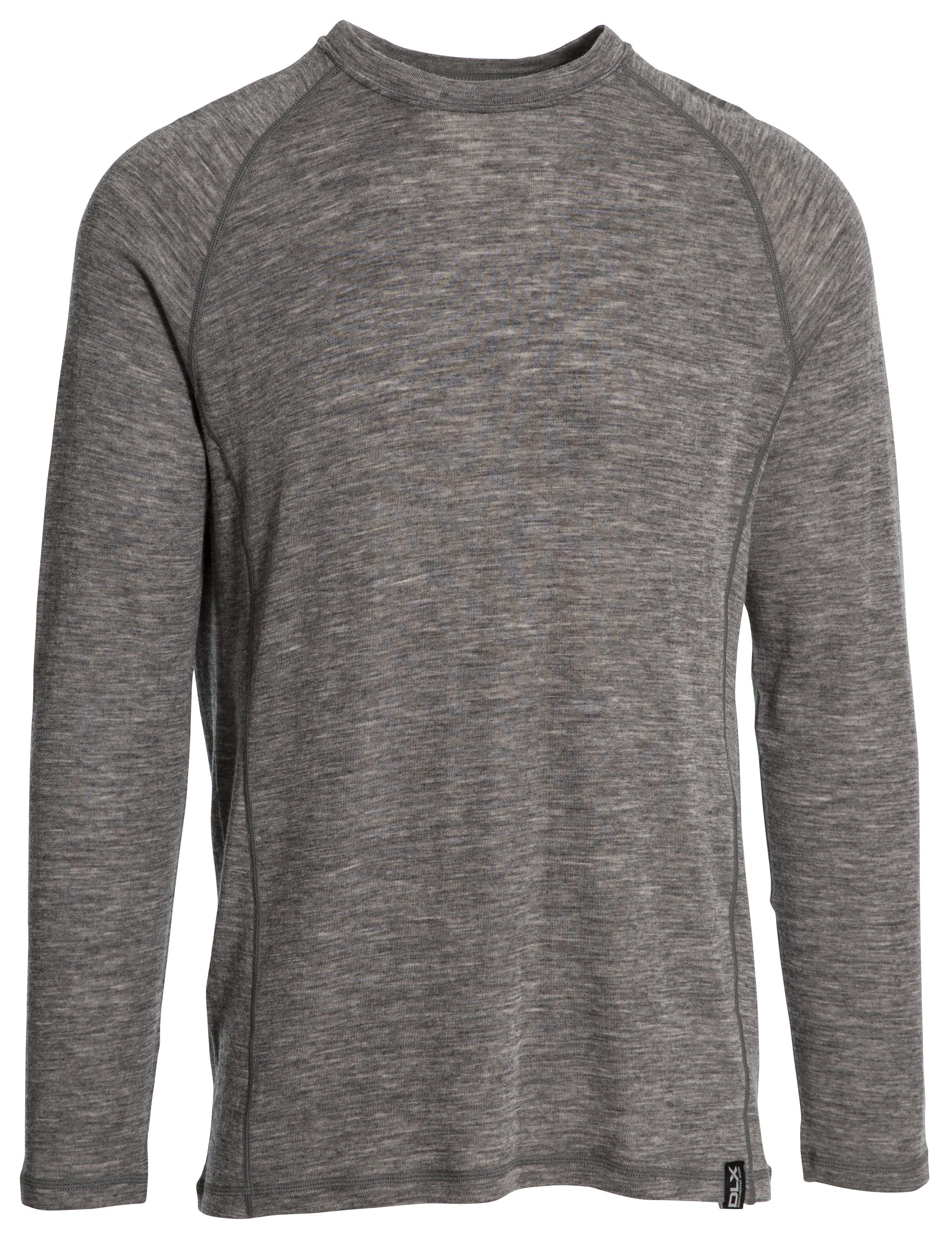 Trespass - Merino Wool Base Layer Shirt Wexler Men