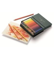 Faber-Castell - Farbstift Polychromos, 36er Atelierbox (110038)
