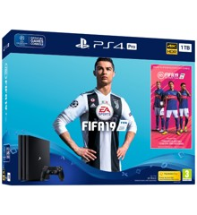Playstation 4 Pro Console - 1 TB (FIFA 19 Bundle)