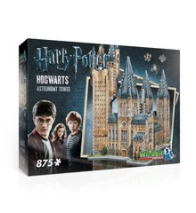 Wrebbit 3D Puzzle - Harry Potter - Hogwarts, Astronomy Tower