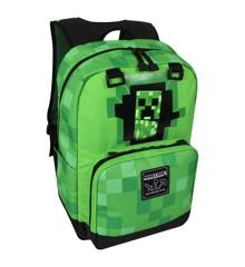 Minecraft Creepy Crepper Backpack