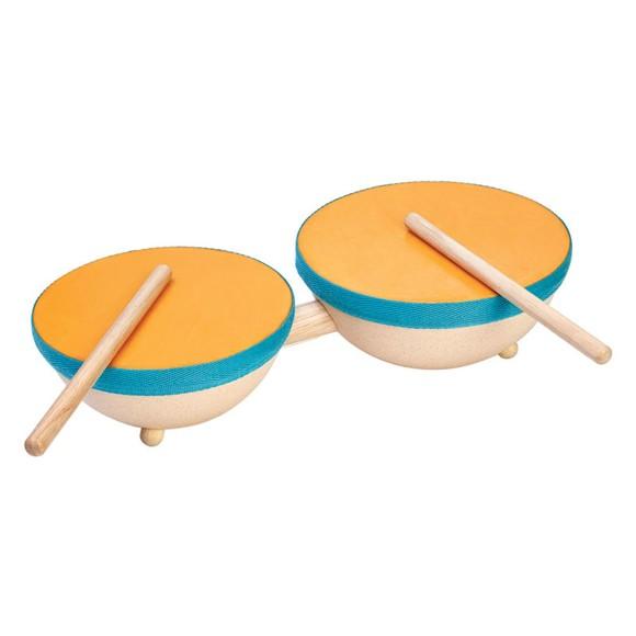 Plantoys - Double Drum (6425)