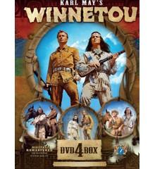 Winnetou Collection (4-disc) - DVD