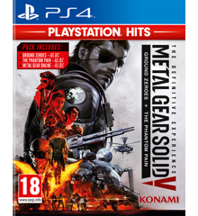 Metal Gear Solid: Definitive Experience (Playstation Hits)