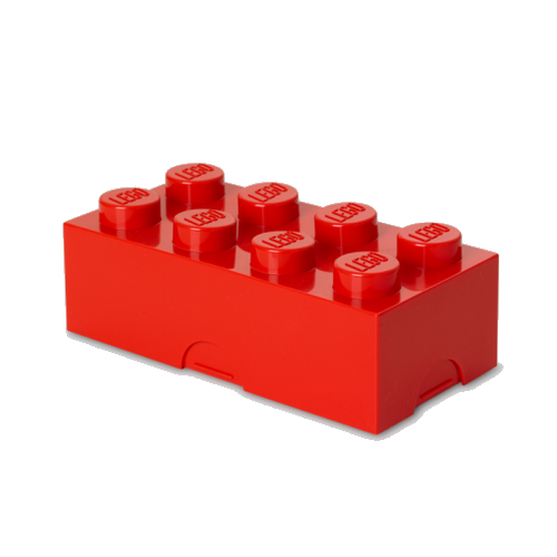 Room Copenhagen - LEGO Lunch Box - Red (40231730)