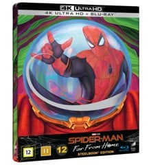 Spider-man: Far from home - UHD 4K