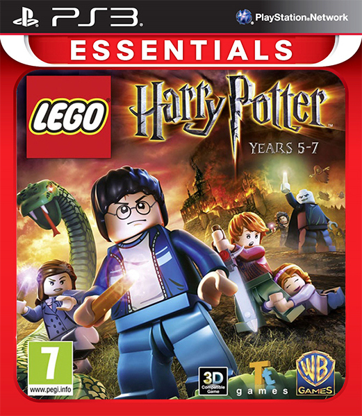 LEGO Harry Potter Years 5 - 7 (Essentials)