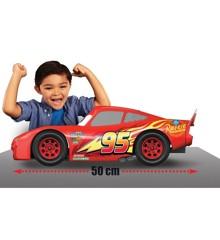 Cars 3 - 50 cm Stor Lynet McQueen
