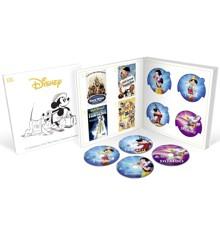 Disney Classics: Complete Movie Collection 1937-2018 (Kun Engelsk tale)