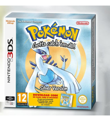 Pokemon Silver (Code in a box)
