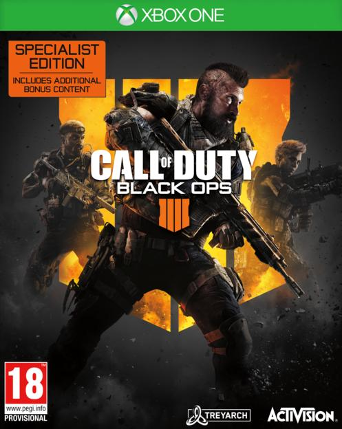 coolshop.co.uk - Call of Duty: Black Ops 4 Specialist