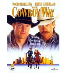 Cowboy Way, The - DVD