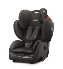 Recaro - Young Sport HERO (9-36 kg) - Performance Black
