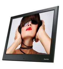 "Hama - Basic 9,7"" Slim Digital Photo Frame"