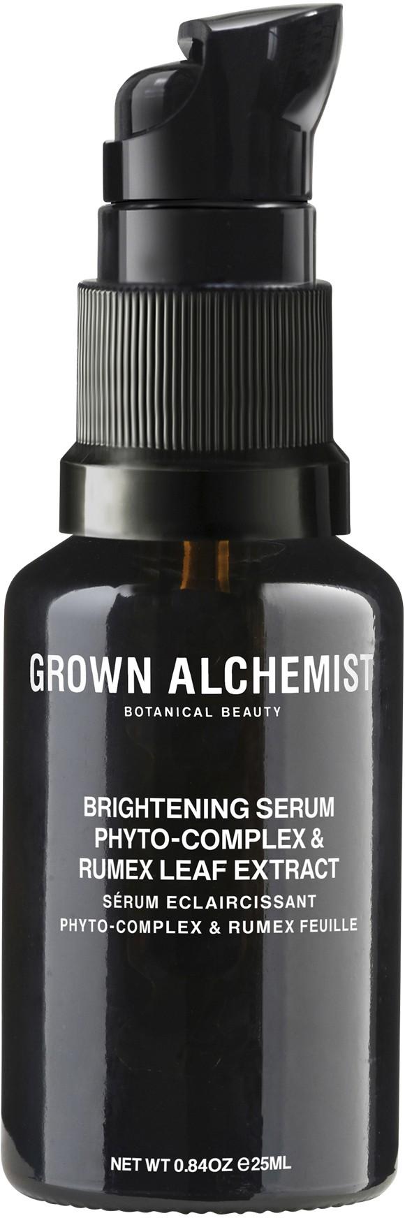 Grown Alchemist - Brightening Serum:Phyto-Complex & Rumex Leaf Extract 25 ml