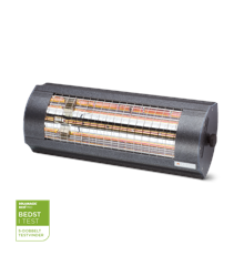 Solamagic - 2000 ECO+ PRO Heater Antracite - New