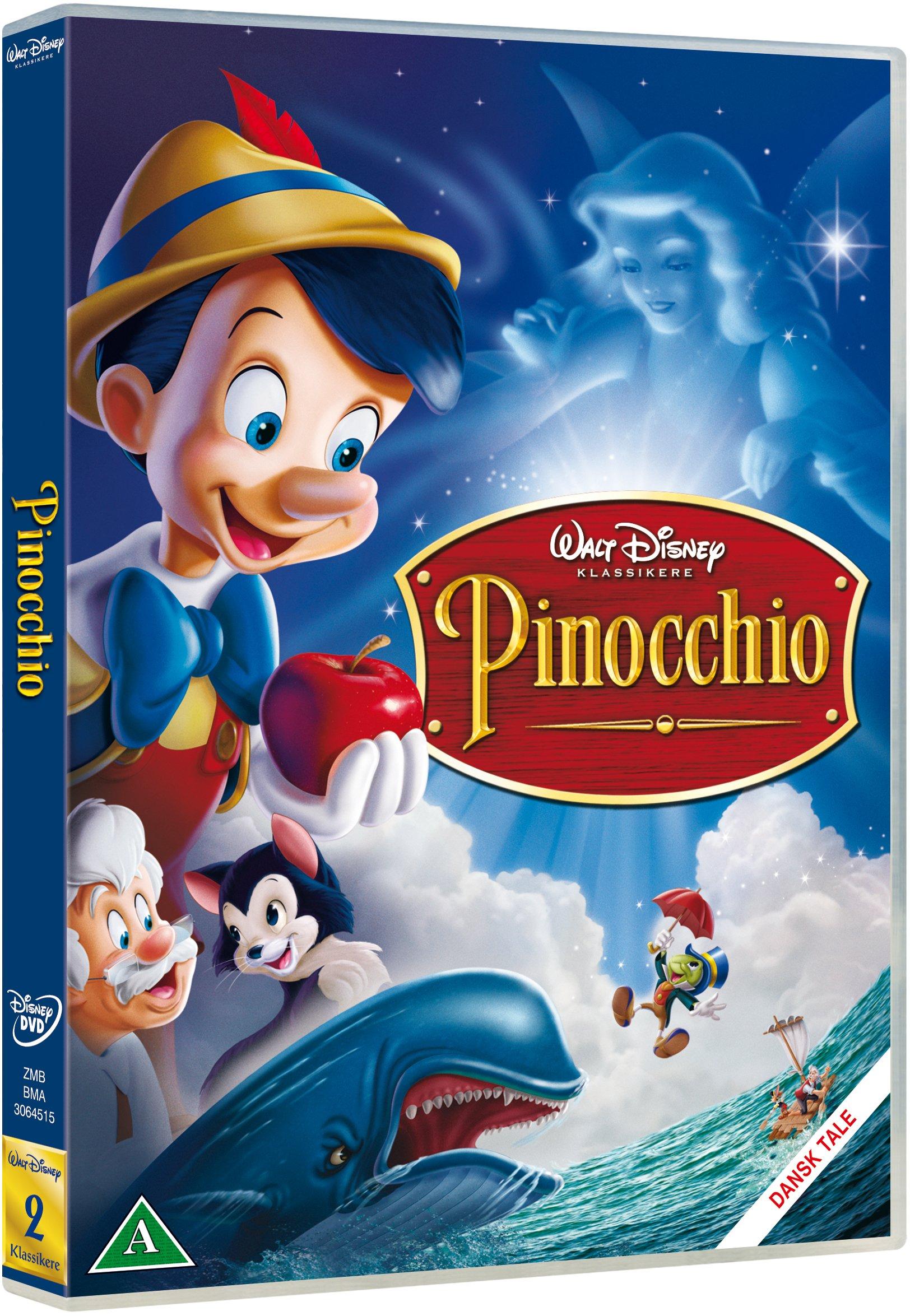 Pinocchio - Disney classic #2