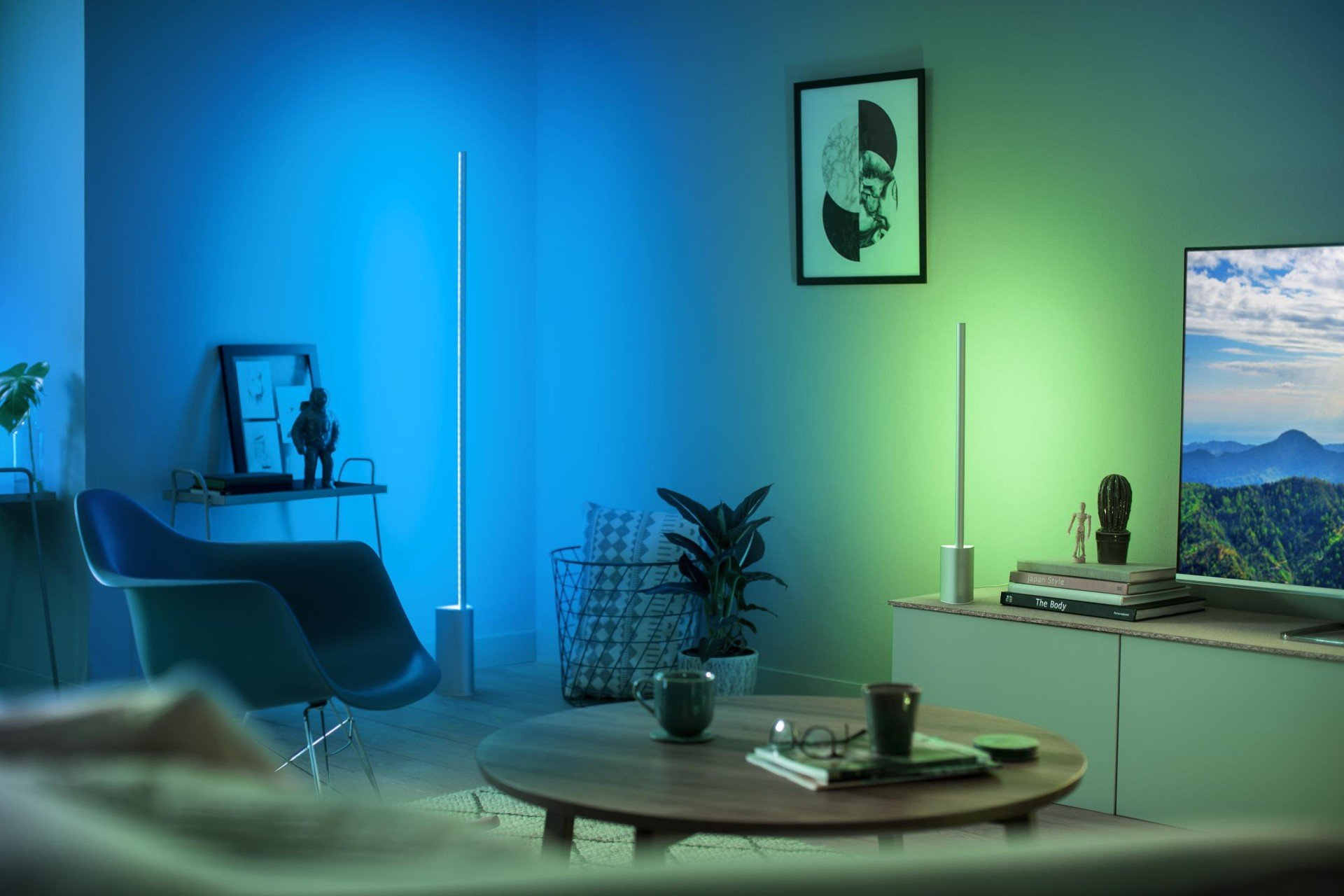 Kaufe Philips Hue Signe Stehleuchte White Amp Color Ambiance