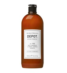 Depot - No. 102 Anti-Dandruff & Sebum Control 1000 ml